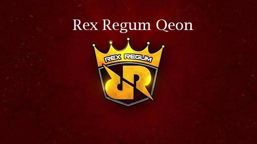 Rex Regum Qeon Tim E-Sport Hebat